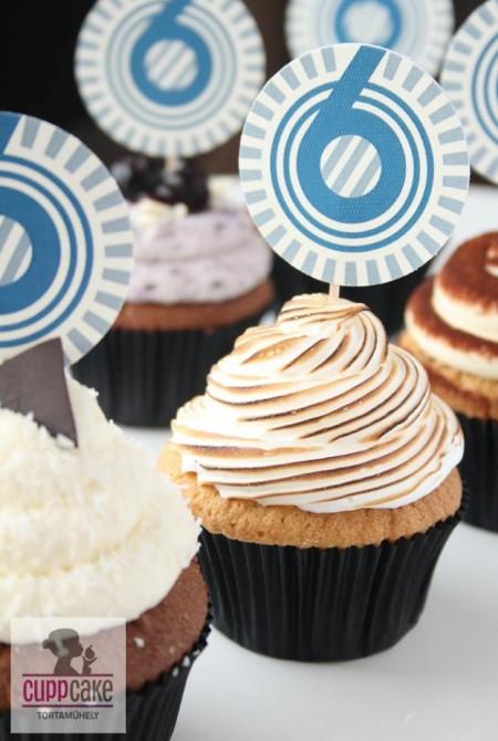 Egyedi cupcake céges eseményre
