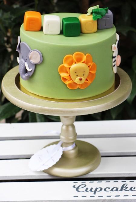 Állatkás torta