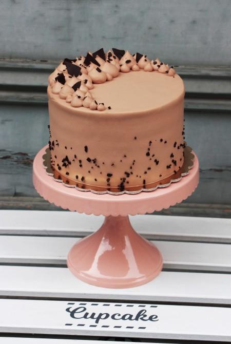 Belga csoki torta