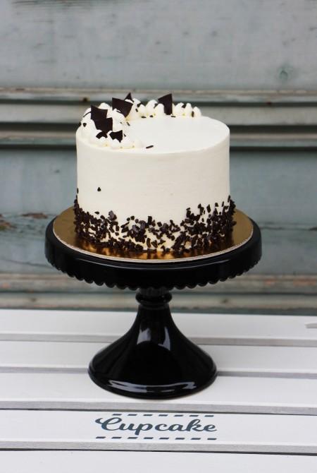 Fekete - erdő torta
