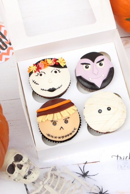 Halloween cupcake 4BOX 6 460Ft