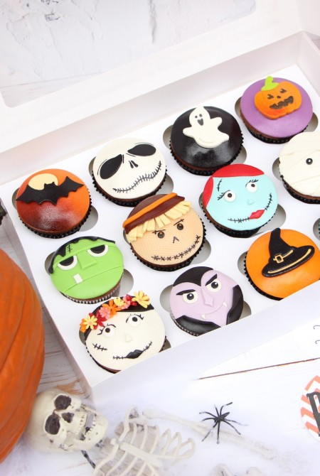 Halloween cupcake 12BOX 17 380Ft