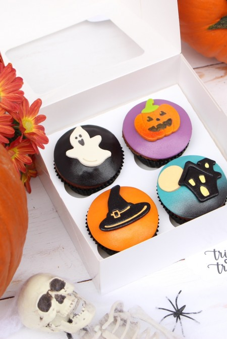 Halloween cupcake 4BOX 5 260Ft