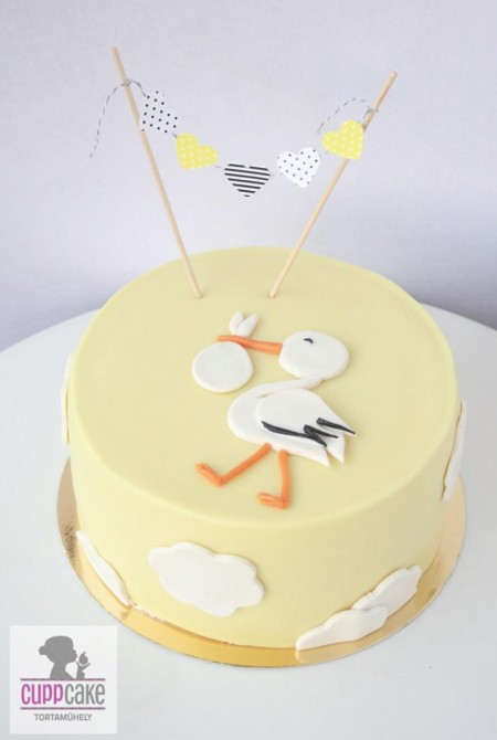 Gólyaváró torta