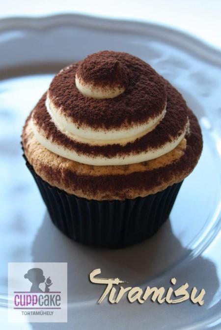 Tiramisu cupcake 790Ft / db